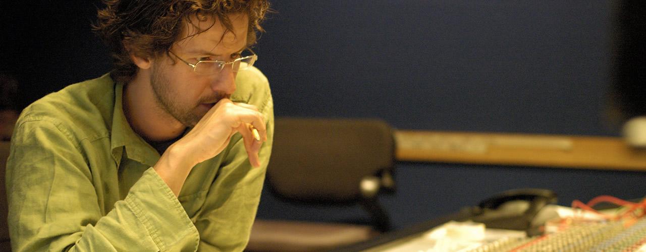 Lorenzo Sebastiani producing music